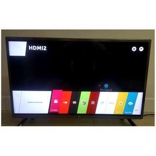 32 inch smart LG TV - $1550
