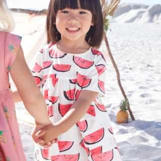 NEXT Watermelon Dress