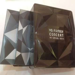 PRELOVED YG FAMILY ALBUM