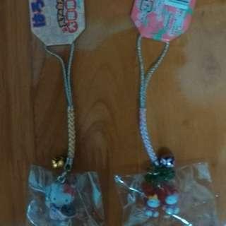 Hello Kitty Mobile strap