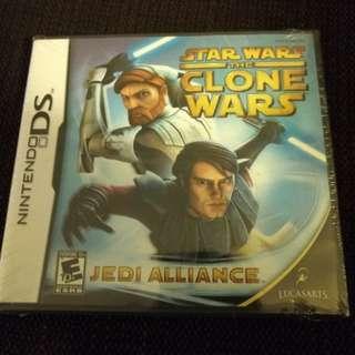 Nintendo DS Game - Star Wars: The Clone Wars