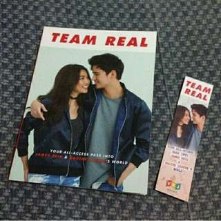 Team Real Book JaDine