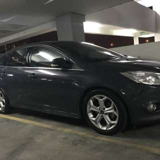 Ford Focus Sports (+) Full Spec