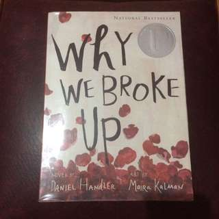 """Why We Broke Up"" by Daniel Handler"