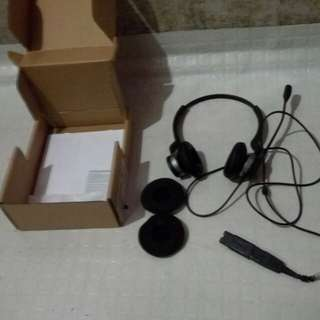 Used but not abused Jabra Headset