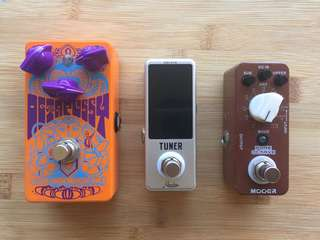 For Sale: Guitar or Bass Pedals