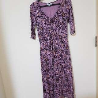 Diane von furstenberg vintage dress