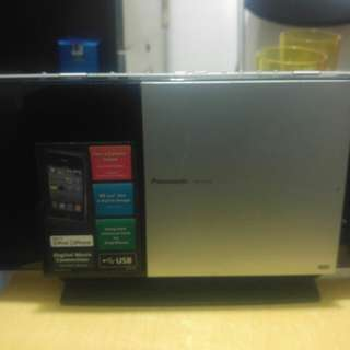 Portable Panasonic CD player Good condition
