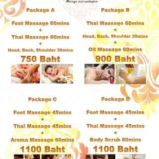 Bangkok Massage