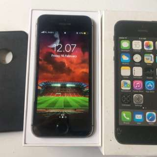 Iphone 5s 32gb ibox