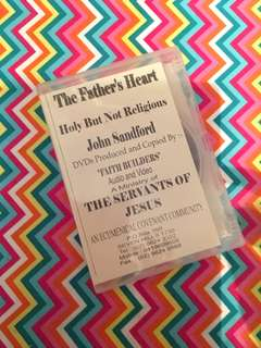 Charity Sale! The Father's Heart by John Sandford