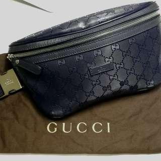 Gucci Imprime waistpouch