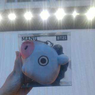 BTS J-Hope親自設計Mang Key Ring
