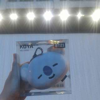 BTS RAP MONSTER親自設計Koya Key Ring