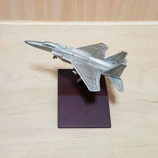 F15 Eagle Genuine Pewter, Collectible