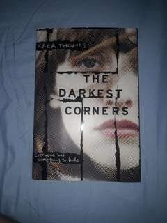 (Hardbound)The darkest corners by Kara Thomas