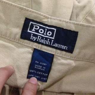 Ralph Lauren Kaki Stretchable Pants