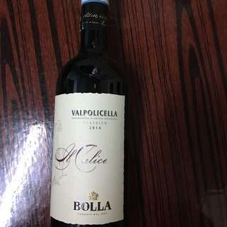 🎀BOLLA red wine 🍷