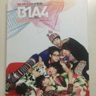 B1A4 2nd mini album (it B1A4)