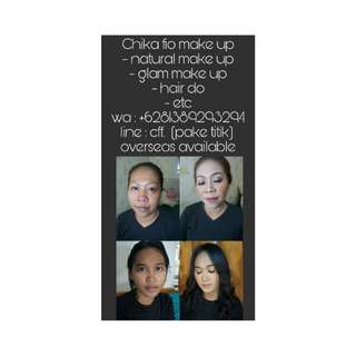 JASA MAKE UP JABODETABEK