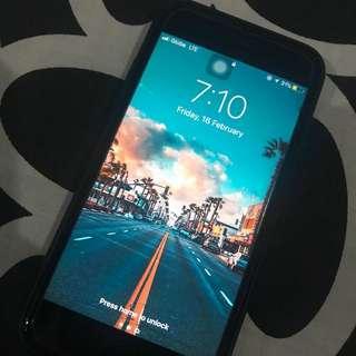 Iphone 7 32gb Matte Black (Globe Locked)