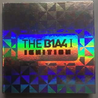 B1A4 1st album (THE B1A4 Ⅰ[IGNITION)