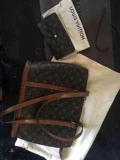 Restored Authentic LV Bag