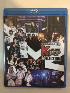Brand New 3D Blu Ray Korea K Pop Collection