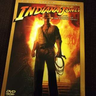 2-Disc Special Edition DVD Indiana Jones and the Kingdom of the Crystal Skull