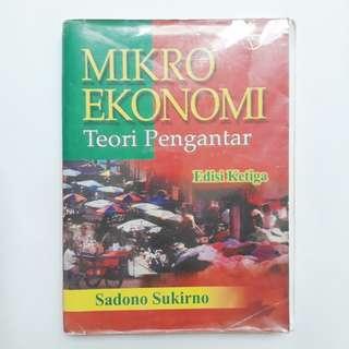 Book: Mikro Ekonomi