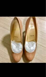 Authentic Christian Louboutin Simple Pump