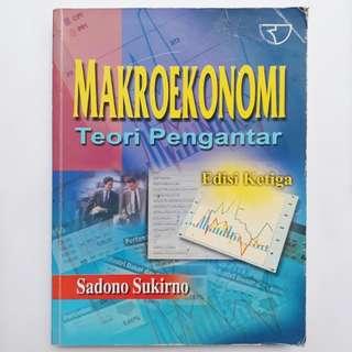 Book: Makro Ekonomi