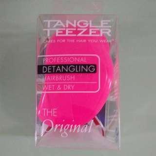Brand new Tangle teezer professional detangling pink hairbrush - sold in sephora
