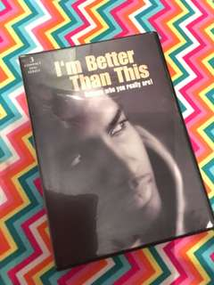 Charity Sale! I'm Better Than This by TD Jakes CD
