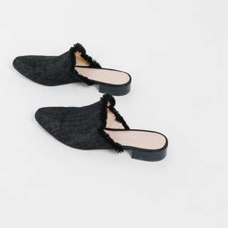 Love Bonito LB Loana Denim Slip-On Loafers