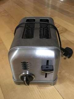 Seldomly used toaster