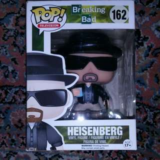 HEISENBERG - POP Television Breaking Bad collection