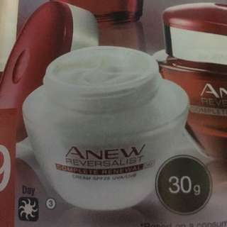 Anew Day Cream