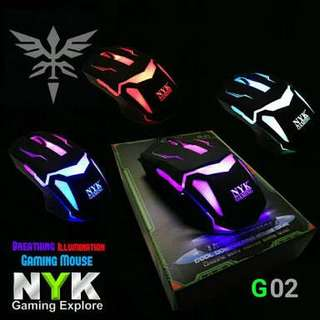 Mouse Gaming NYK G02
