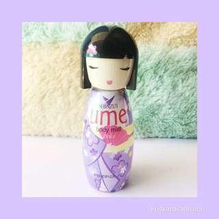Shinzui UME parfume - Keiko ungu 100ML