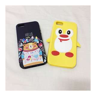 SoftCase IPHONE 5/5s/5g