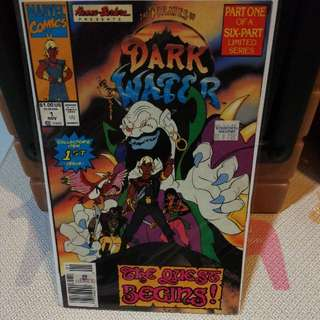 Marvel Comics The Pirates of Dark Water Issue 1