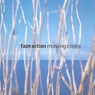 MY CD - FAZE  ACTION -MOVING CITIES//FREE DELIVERY BY SINGPOST