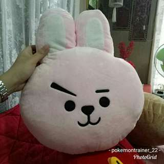 BT21 COOKY PILLOW 40CM