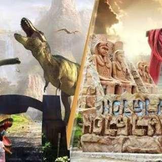 Dinosaur/HolyLand baguio pass