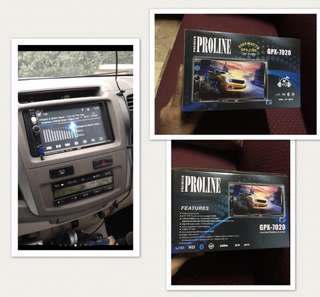 Proline 7020 Car Audio