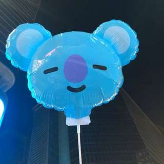 BTS RAP MONSTER親自設計 KOYA BALLON