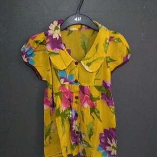 Floral Shirt / Blouse