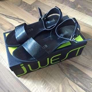 JWest ankle strap sandals