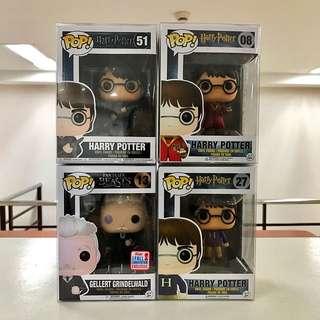 Harry Potter & Fantastic Beast Set